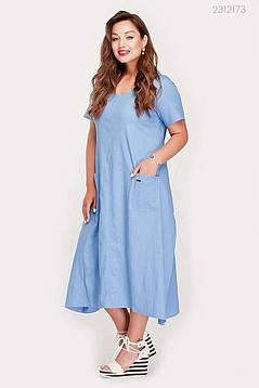 Платье Огаста (голубой) 2312173, фото 2
