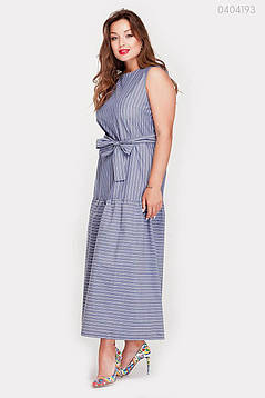 Платье Манила (джинсовый) 0404193, фото 2