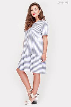 Платье Пуатье (синий) 2404193, фото 2
