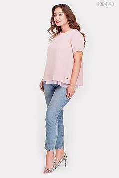 Блузка Байонна (фрезовый) 1004193, фото 2