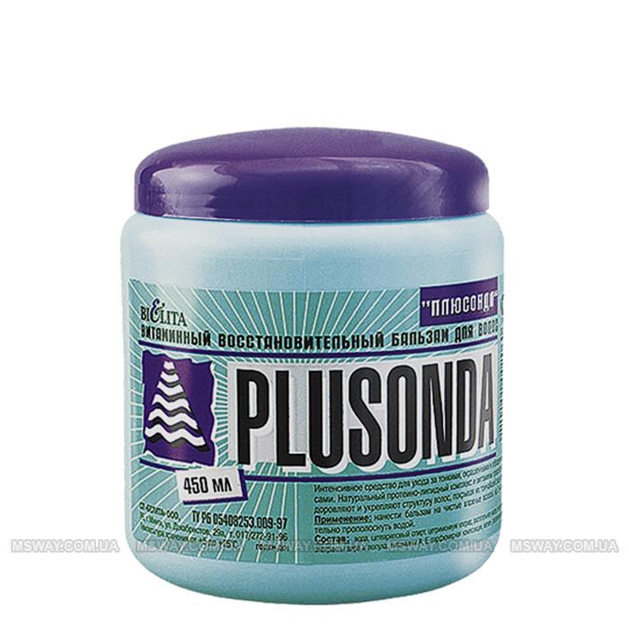 BIELITA Revivor - Плюсонда Бальзам для волос витаминный восстановительный 450мл