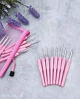 Набор крючков для вязания, 8 шт