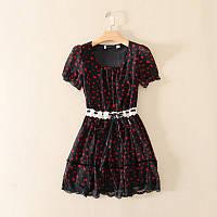Легкое летнее Платье женское Senyorita размер 42-44 короткое стильное модное
