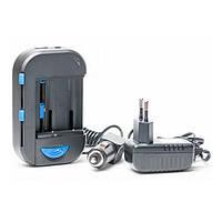 Зарядний пристрій для фотоапарату PowerPlant BM-001 Black