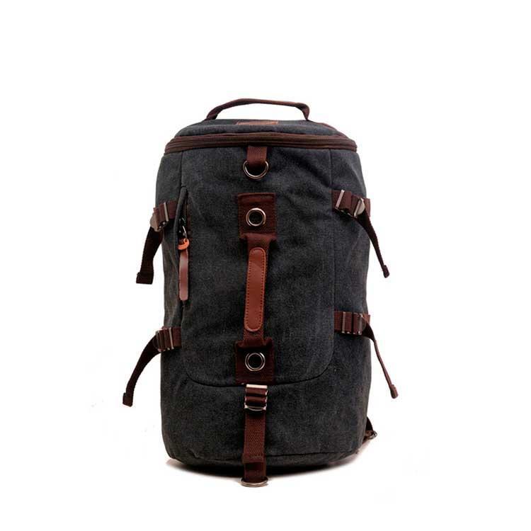 Рюкзак-трансформер Augur чорного кольору