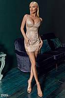 Женское платье в бельевом стиле ХС С М Л