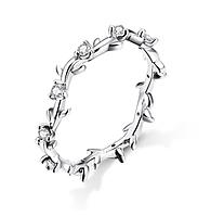 Серебряное женское кольцо Дикая Роза WOSTU Стерлинговое серебро 925