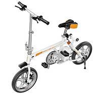 Электровелосипед AIRWHEEL R3+ 214.6WH (белый), фото 2