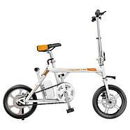 Электровелосипед AIRWHEEL R3+ 214.6WH (белый), фото 4