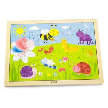 """Пазл Viga Toys """"Парк"""", 24 элемента (50199)"""