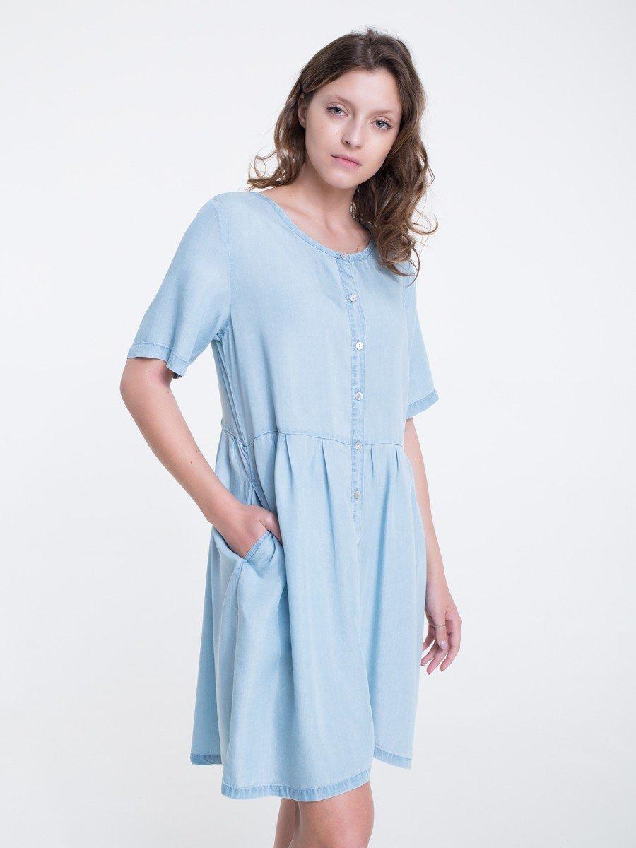 Платье женское BS BARRA DRESS 198 BLUE