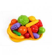 """KM5347 Іграшка """"Набір фруктів та овочів ТехноК"""", арт."""