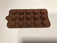 Форма силиконовая для льда и конфет пудинг