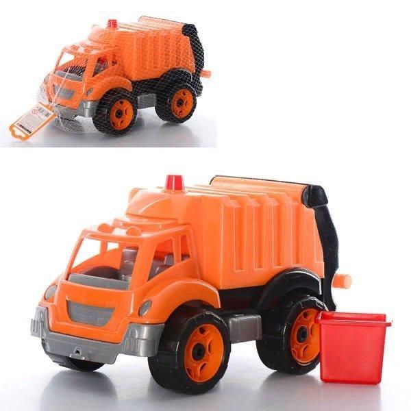"""KM1752 Транспортна іграшка """"Сміттєвоз ТехноК"""""""