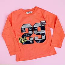 """92110 Реглан для мальчика детский """"29"""" размер 3-4, 5-6  лет, фото 2"""