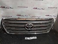RC0376 5311460110 решетка радиатора Toyota LC 200 08- дефект хрома www.avtopazl.com.ua