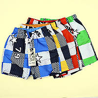 8598 Пляжные шорты для мальчика с карманами тм Glo-Story размер 98,104,110,116,122,128