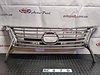 RC0470 5310148400 решетка радиатора Toyota Lexus RX 3 09-15 з дефектным хромом  www.avtopazl.com.ua