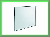 Зеркало с окантовкой из нержавеющей стали EP0350CS Mediclinics