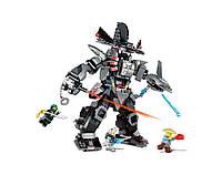 16005 Детский конструктор JVToy Робот Гарм