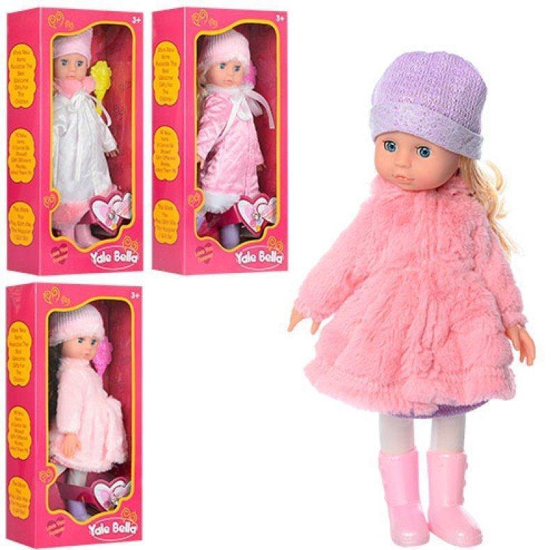 200 Кукла с расческой в коробке