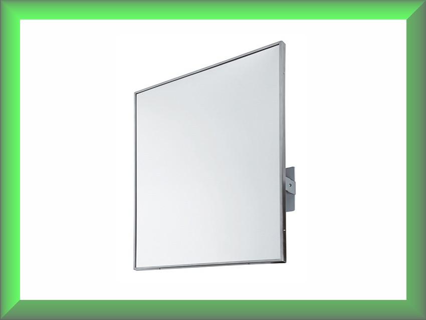 Дзеркало з окантовкою з нержавіючої сталі поворотне EP0300CS Mediclinics