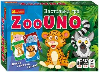 12120067У Дитяча настільна гра. Зооуно