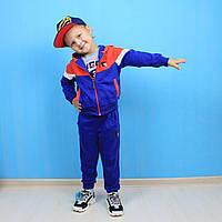 2909 Спортивный костюм для мальчика трехнитка Setty Koop размер 1,2,4,5 лет