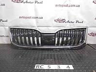 RC0534 5E0853653C041  решетка радиатора VAG Octavia A7 17-  www.avtopazl.com.ua