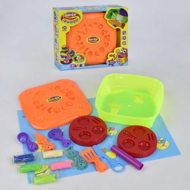 2216 Набор тесто для лепки в коробке
