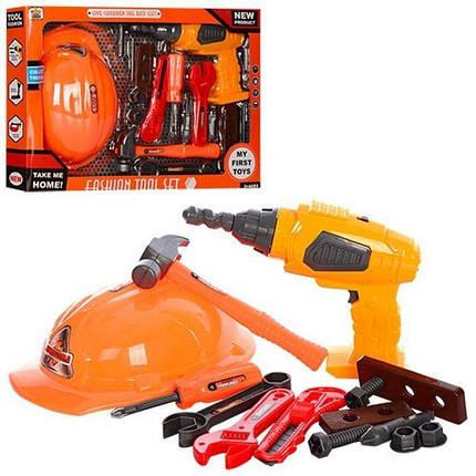 36778-76 Набор инструментов для мальчика в кор-ке, фото 2