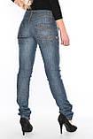 Джинсы OMAT jeans 9397-507 синие, фото 6