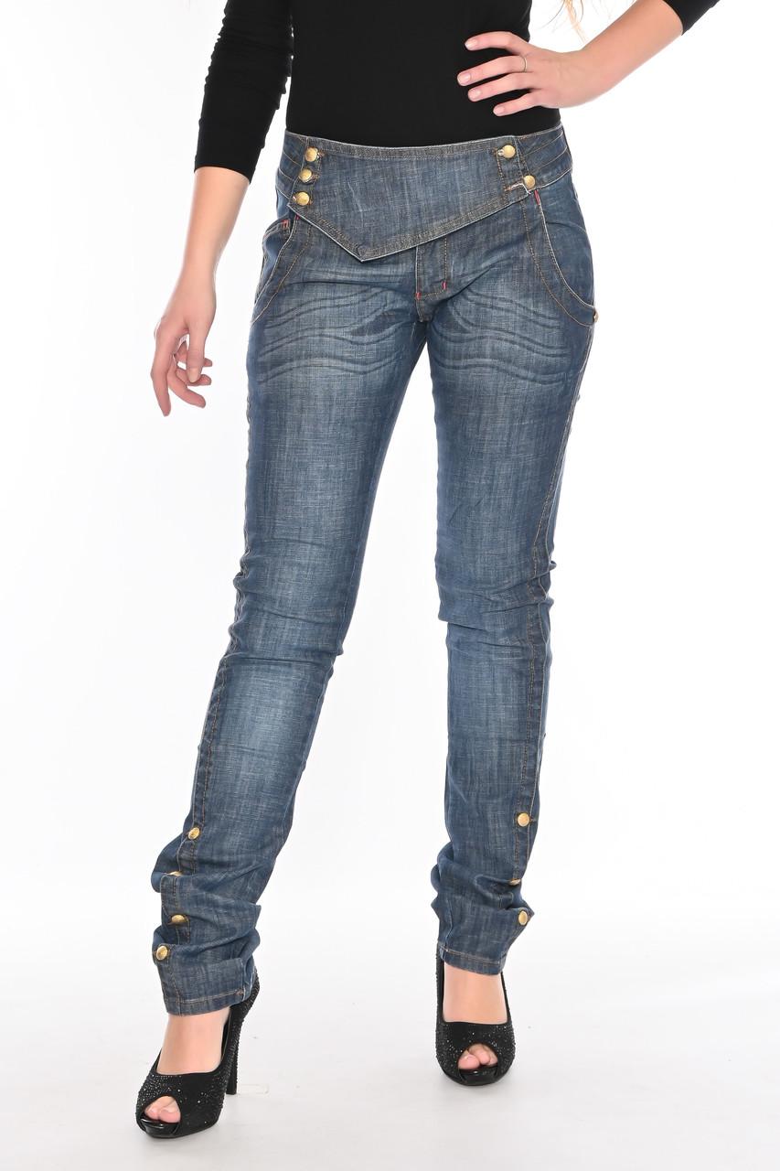 Джинсы OMAT jeans 9397-507 синие