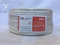 ПВС 3*0.75мм2 білий.СКЗ., фото 1