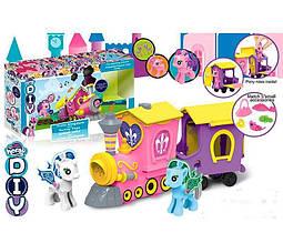 2020 Игрушки my little pony Поезд