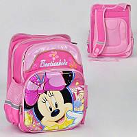 00203 Рюкзак в школу Минни для девочек