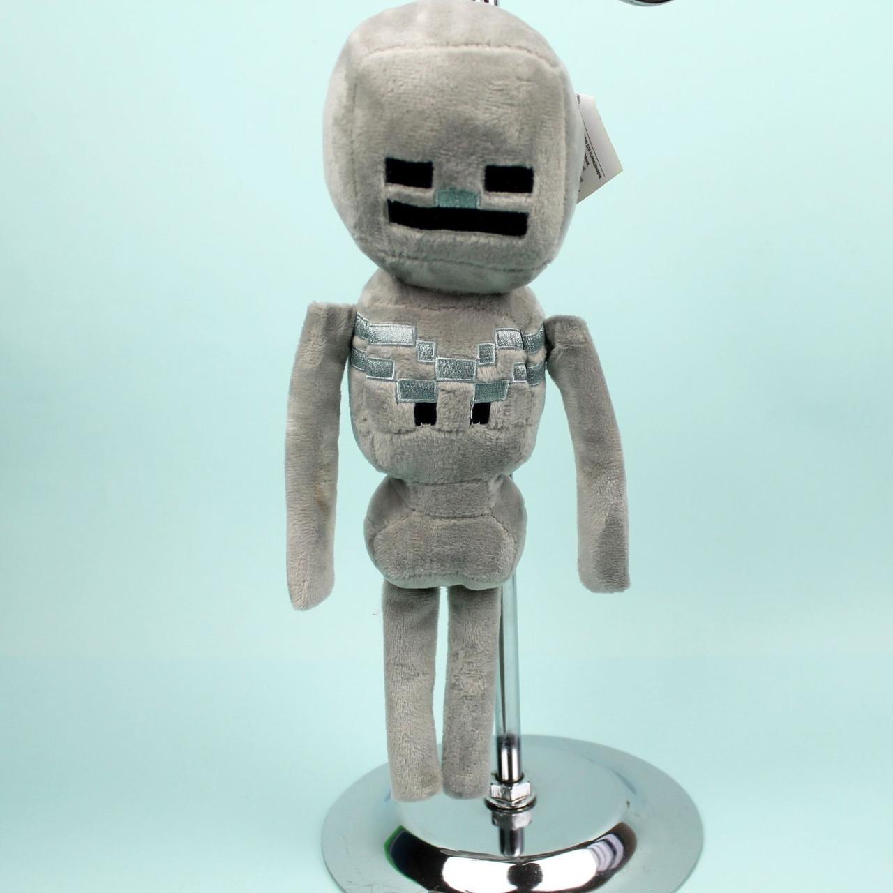 24988-6 Мягкая игрушка Майнкрафт Скелет 30 см тм Копиця