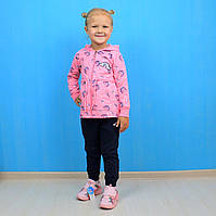 88110 Костюм Пони для девочки трехнитка Setty Koop размер 1,3,4,лет