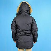 967рыж Зимняя куртка для мальчика Рыжая тм Child Hood тм размер 16 лет, фото 2