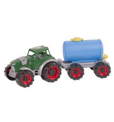353OR Игрушка Трактор Texas молоковоз, фото 2
