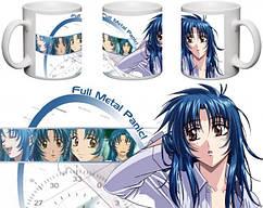 Кружка чашка Fullmetal Panic - Чидори Канаме