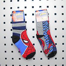 1754698 Детские носки для мальчика Человек Паук тм Zokni размер 23-26, 27-30