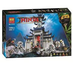 10722 Конструктор Ниндзяго строение дракон фигурки 1459дет. кор. 58*38,5*9,5 см