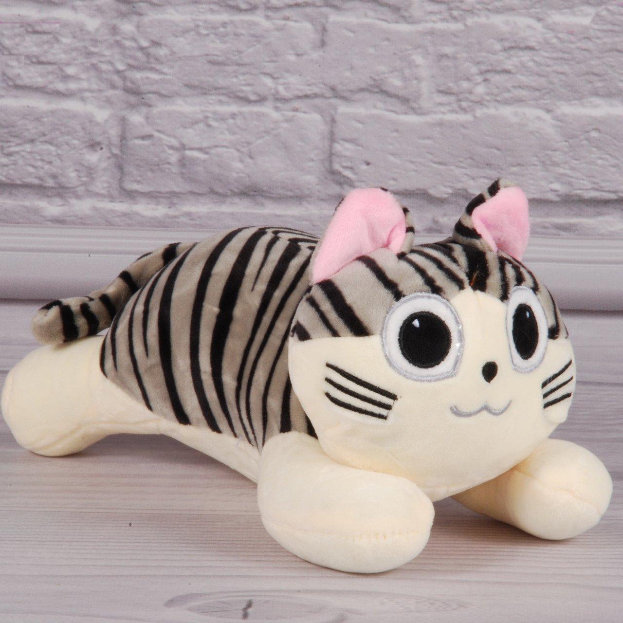 24982-2 Мягкая игрушка Котик Лунита 34 см тм Копиця