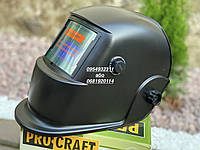 Сварочная маска хамелеон Procraft SHP90-30, фото 1