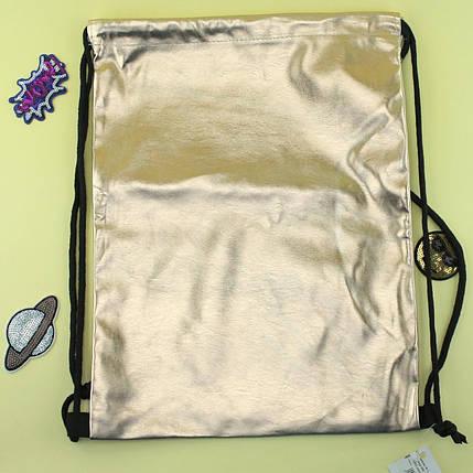 1955 Сумка-рюкзак для обуви, 3 цвета, 42-32 см., фото 2