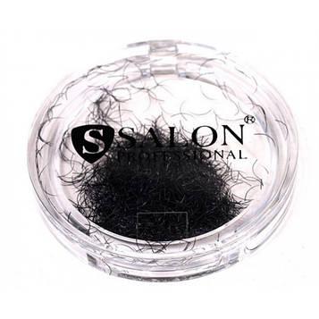 Ресницы поштучные Salon Professional,толщина толщина Silk 0,25 мм.
