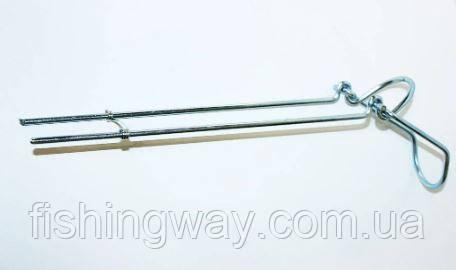 Подставка металлическая (Жабка) под спиннинг