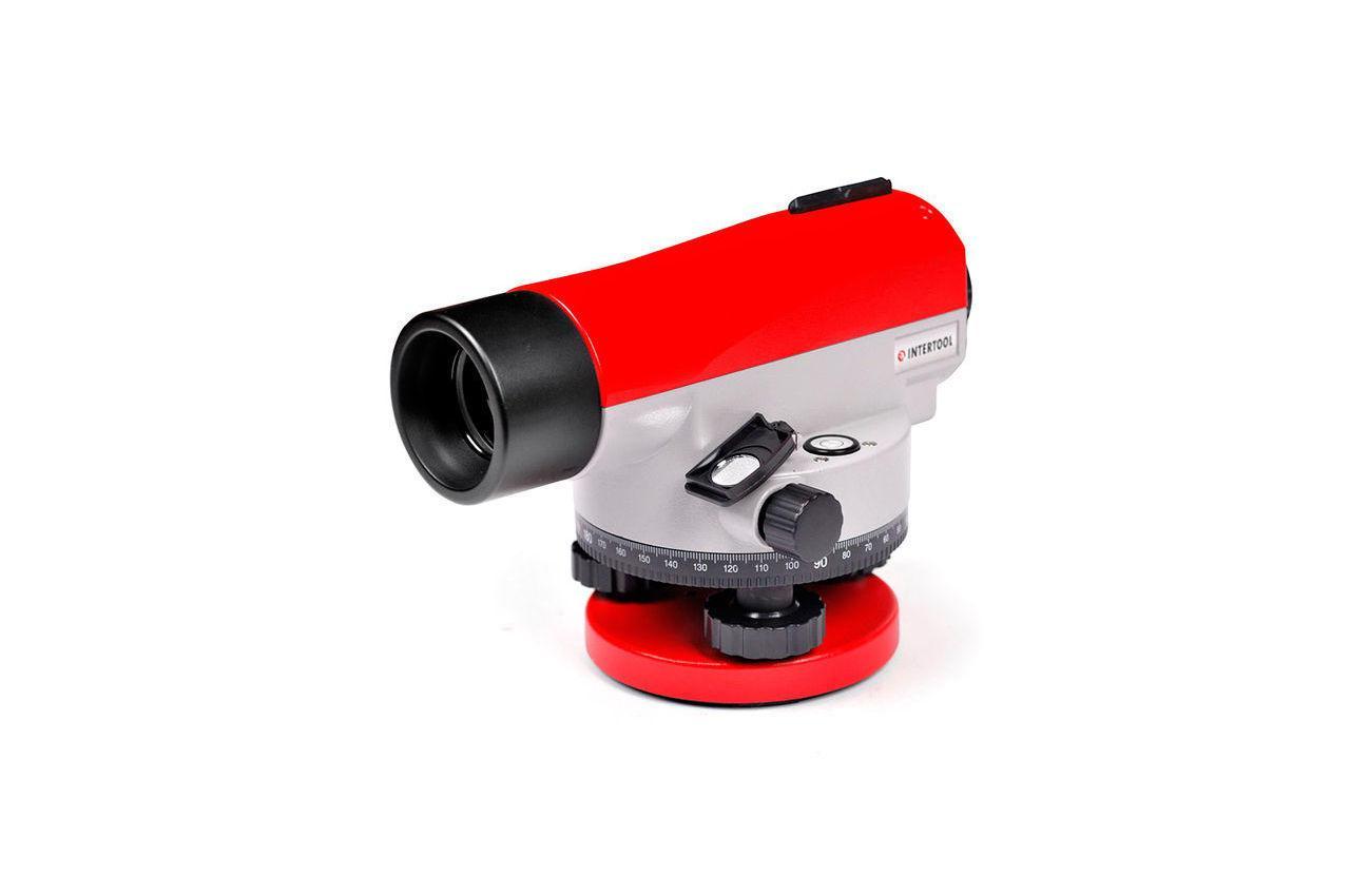 Нивелир оптический Intertool - 20 кратное увеличение
