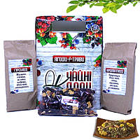 Натуральный травяной Карпатсткий чай МАСАЛАсо специями и медом, Подарочный набор полезного чая из трав